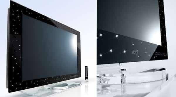 Yalos Diamond TV entre os televisores mais caros do mundo