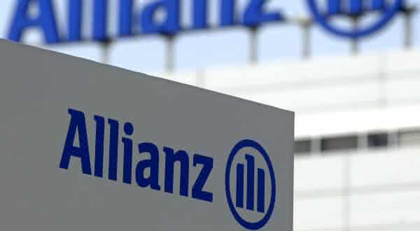 allianz entre as maiores empresas de seguros do mundo