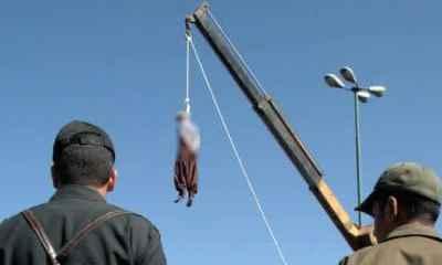 Top 10 países com mais execucões de pena de morte por ano