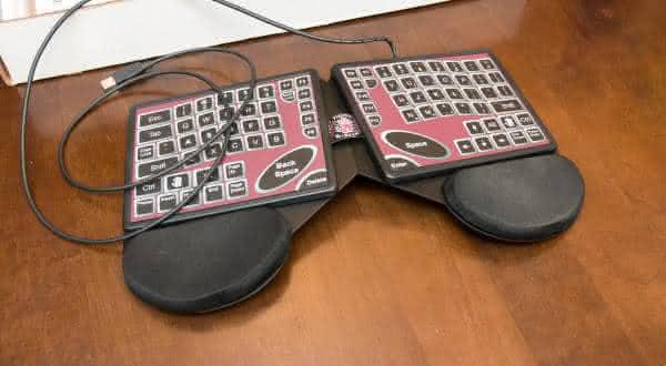 Fingerworks Touchstream entre os teclados de pc mais caros do mundo