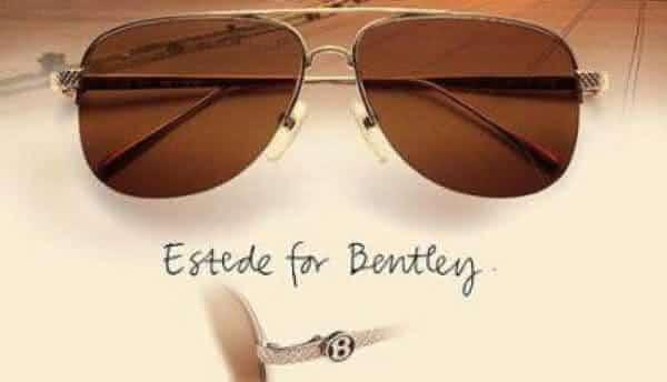 Platinum de Bentley entre os coulos de sol mais caros do mundo