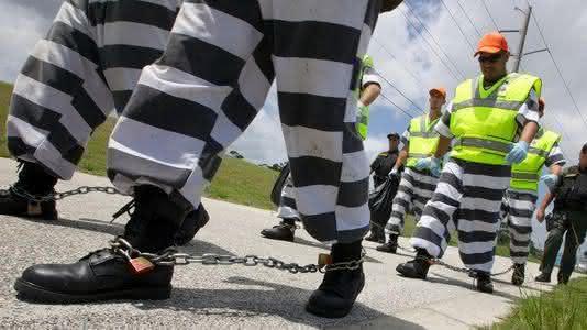 limpeza entre as maneiras de sair da prisao legalmente