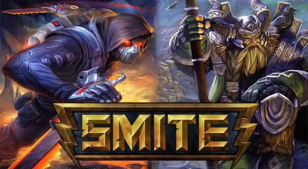 smite entre os games mais populares do eSport no mundo