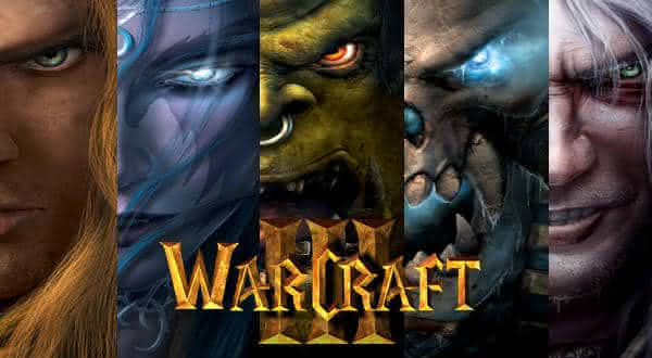 warcraft 3 entre os games mais populares do eSport no mundo