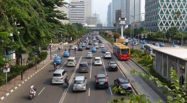 Indonesia entre os paises mais caros para comprar um carro