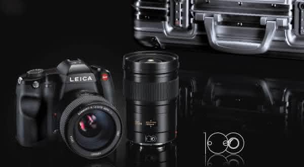 Leica S Edition 100 entre as cameras digitais mais caras do mundo