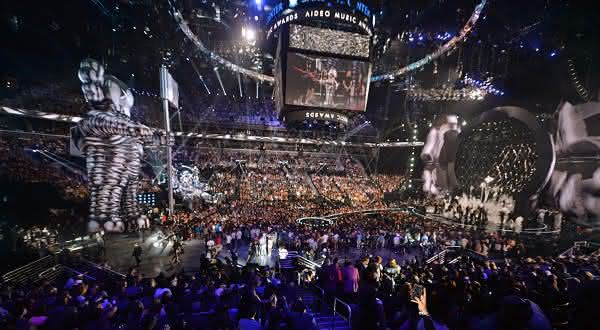 MTV Video Music Awards entre os premios mais famosos do mundo