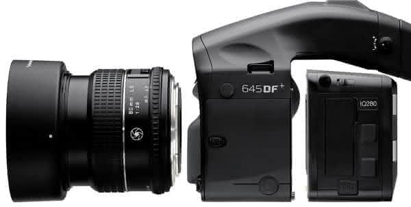 Phase One 645DF with P65 2 Sensor entre as cameras digitais mais caras do mundo