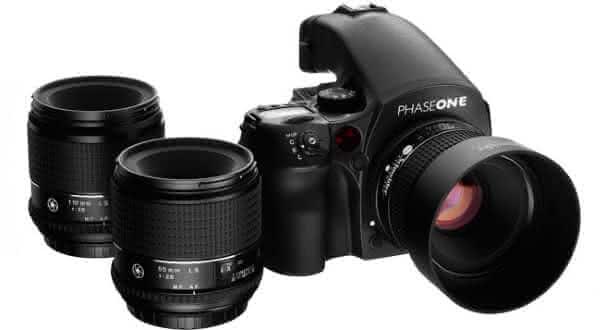 Phase One 645DF with P65 Sensor entre as cameras digitais mais caras do mundo