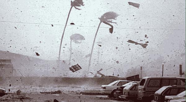 furacao iniki entre os piores furacoes de todos os tempos
