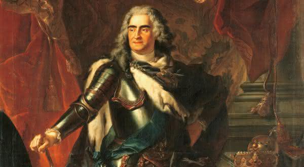 Augustus II entre pais com maior numero de filhos na historia