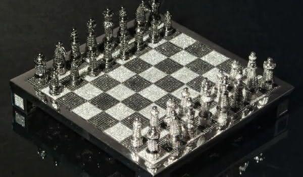 Royal Diamond jogos de xadrez mais caros do mundo
