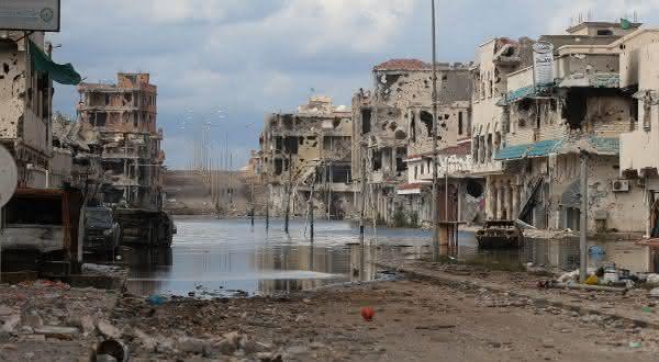 Tawergha entre as cidades fantasmas ao redor do mundo