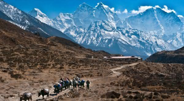 nepal entre os paises com maior media de altitude do mundo