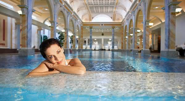 Grand Resort Bad Ragaz 2 entre os melhores spas do mundo
