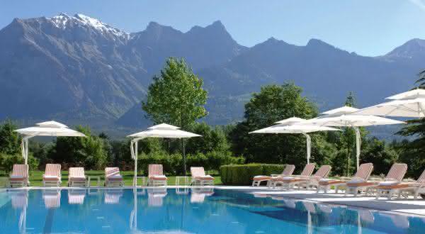 Grand Resort Bad Ragaz entre os melhores spas do mundo