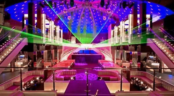 LIV Club entre as casas noturnas mais luxuosas do mundo