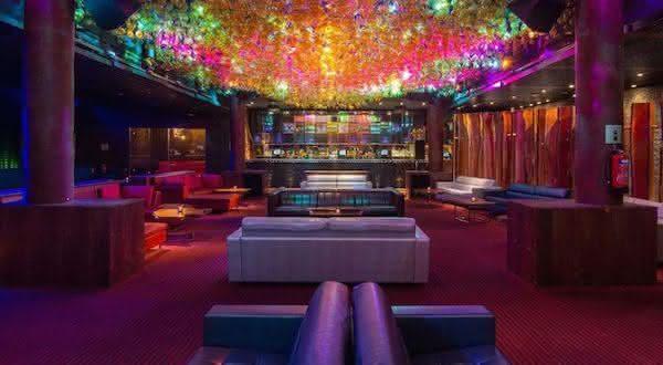Pangea Club entre as casas noturnas mais luxuosas do mundo