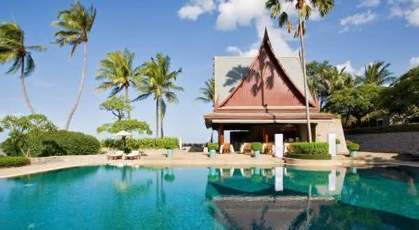 Spa at Chiva Som International Health Resort 2 entre os melhores spas do mundo