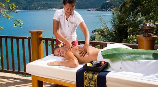 Spa at Chiva Som International Health Resort entre os melhores spas do mundo
