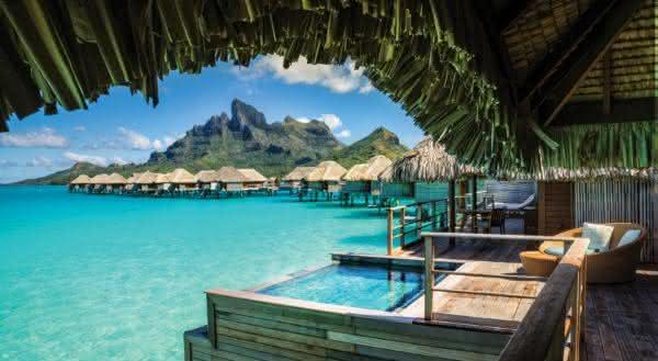 Spa at Four Seasons Resort Bora Bora 2 entre os melhores spas do mundo