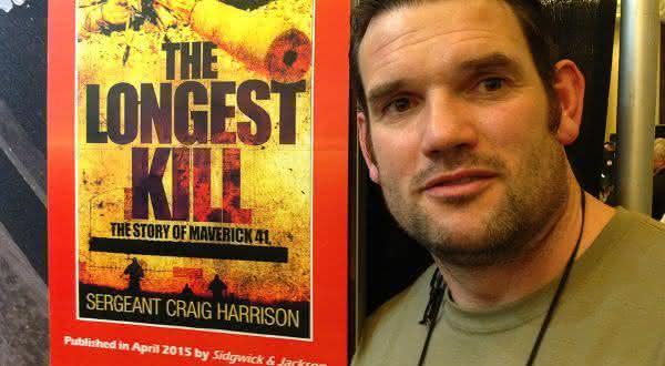 Craig Harrison entre os snipers mais mortais da história