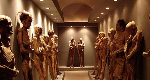 El Museo De Las Momias entre os mais estranhos museus do mundo