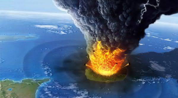 Erupcao de Krakatoa entre os piores tsunamis da historia