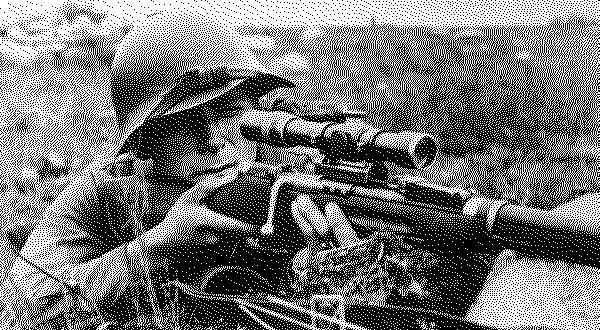 Josef Sepp Allerberger entre os snipers mais mortais da história