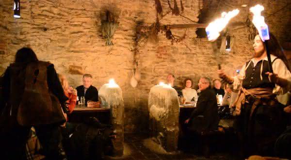 Medieval Tavern 2 entre os bares mais bizarros do mundo