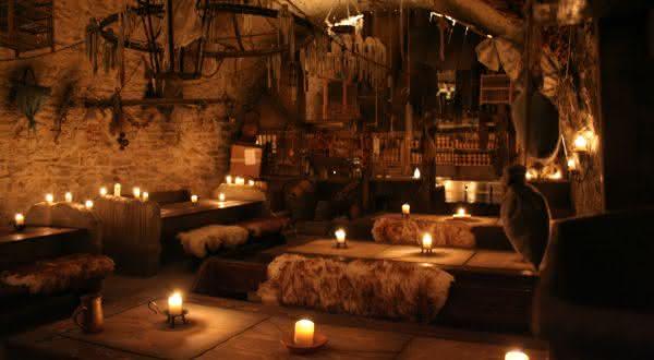 Medieval Tavern entre os bares mais bizarros do mundo