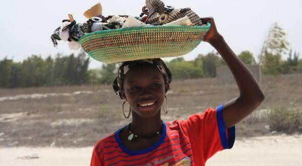 Senegal entre os países com maiores médias de temperaturas