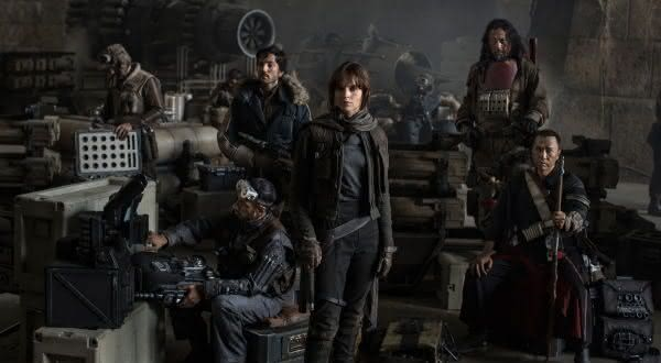 Star Wars Rogue One entre os filmes mais esperados de 2016