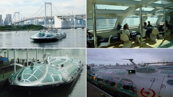 The Himiko Bar-Ferries entre os bares mais bizarros do mundo