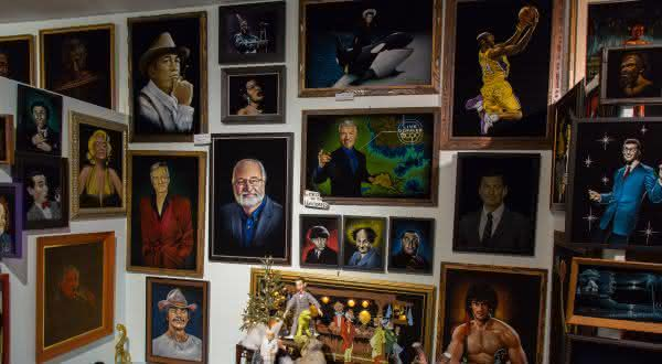 Velveteria entre os mais estranhos museus do mundo