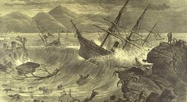 terremoto arica entre os piores tsunamis da historia