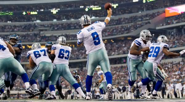 Dallas Cowboys entre os clubes de esportes mais valiosos do mundo