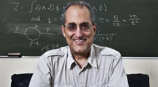Edward Witten entre os maiores matematicos de todos os tempos