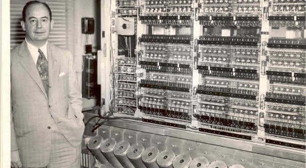 John Von Neumann entre os maiores matematicos de todos os tempos