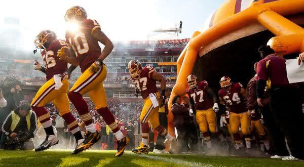 Washington Redskins entre os clubes de esportes mais valiosos do mundo