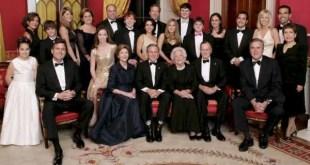 bush entre as familias mais poderosas do mundo