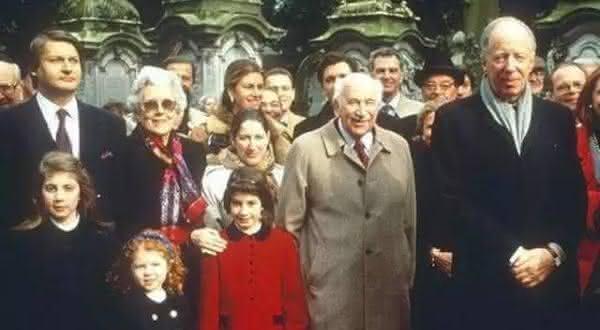 rothschild entre as familias mais poderosas do mundo