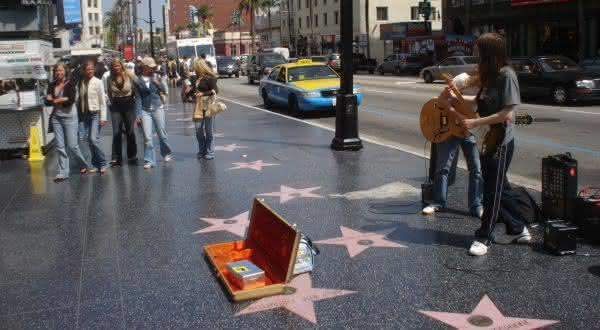 Walk of Fame entre as ruas mais famosas do mundo