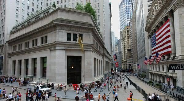 Wall Street entre as ruas mais famosas do mundo