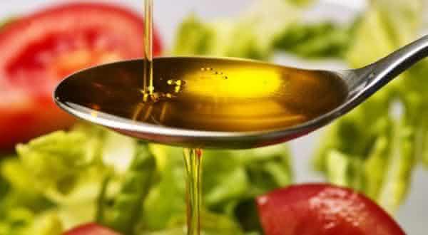 oleo alimentos que contribuem para a perda da gordura na barriga