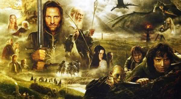 senhor dos aneis entre as trilogias de filmes mais bem sucedidas de todos os tempos