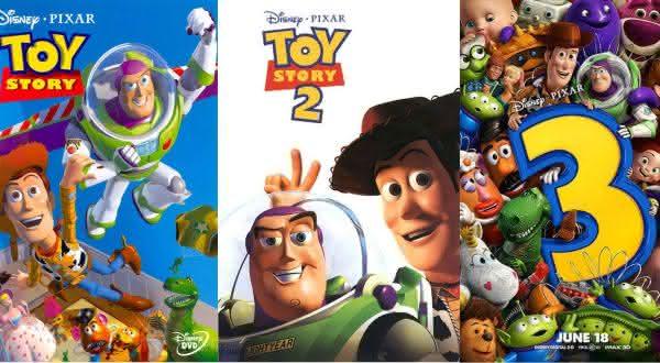storia di giocattoli tra le trilogie di maggior successo di tutti i tempi