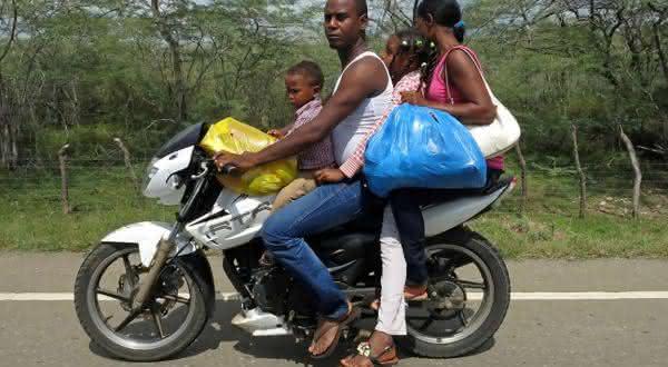 dominicana paises com maiores indices de acidentes de transito