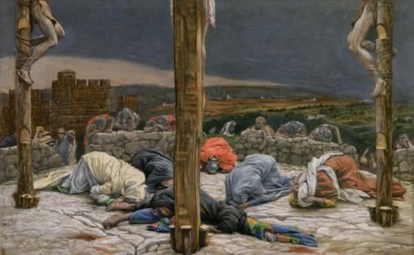terremoto entre explicacoes alternativas para alguns milagres biblicos