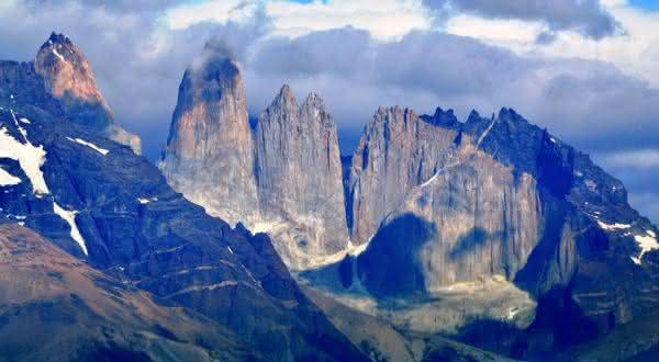 torres del paine entre as maiores rochas do mundo